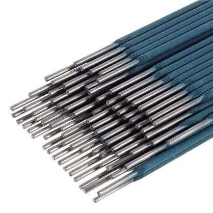 Электроды сталь МР-3С 2 мм 1 кг цвет синий