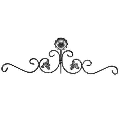 Элемент кованый Орнамент на забор