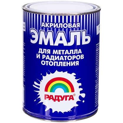 Эмаль акриловая для радиаторов белая Р-178 1 кг