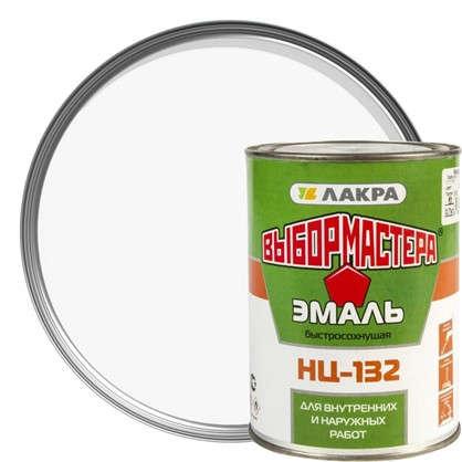 Эмаль НЦ-132 Выбор Мастера цвет белый 0.7 кг