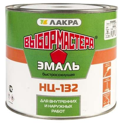 Эмаль НЦ-132 Выбор Мастера цвет белый 1.7 кг