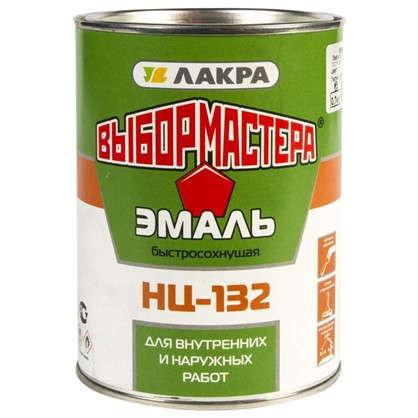 Эмаль НЦ-132 Выбор Мастера цвет черный 0.7 кг