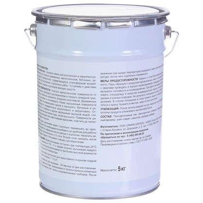 Эмаль ПФ-115 Выбор мастера цвет белый 5 кг