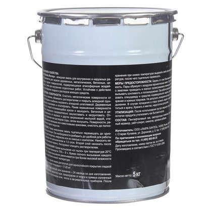 Эмаль ПФ-115 Выбор мастера цвет черный 5 кг