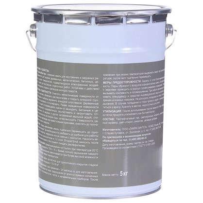 Эмаль ПФ-115 Выбор мастера цвет серый 5 кг