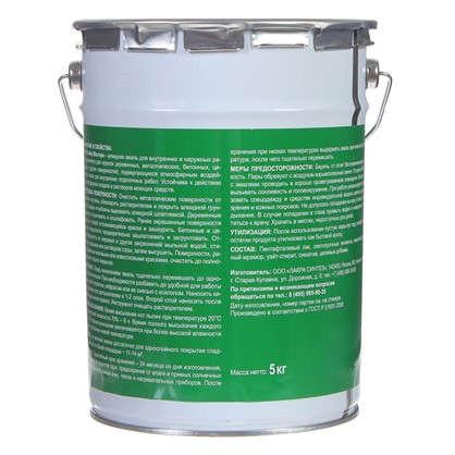 Эмаль ПФ-115 Выбор мастера цвет зелен 5 кг