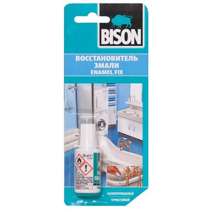 Купить Эмаль восстанавливающая Bison Enamel Fix 20 мл дешевле