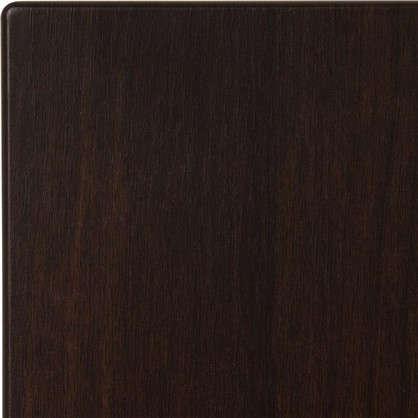 Фальшпанель для шкафа Византия 37х92 см цвет темно-коричневый