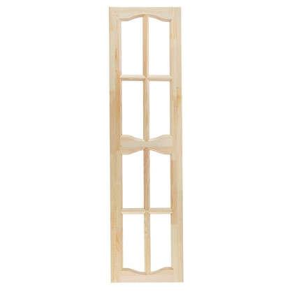 Фасад шкафа 1500х396х18 мм стекло
