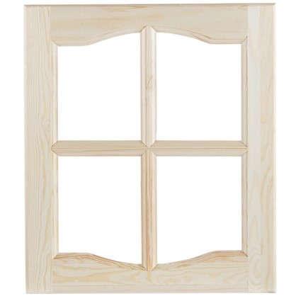 Фасад шкафа 570х496х18 мм стекло