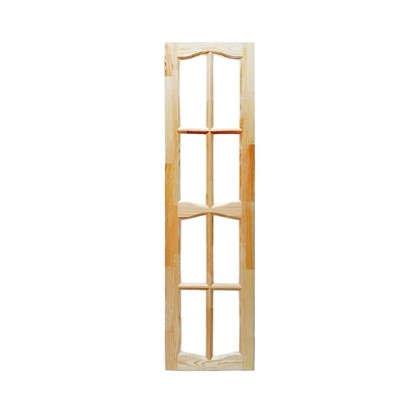 Фасад шкафа хвоя 1500х396х20 мм под стекло