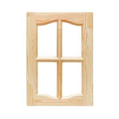 Фасад шкафа хвоя 570х496х20 мм под стекло