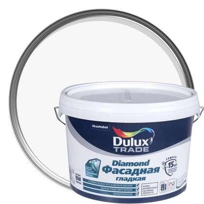 Купить Фасадная краска Dulux Гладкая BW 2.5 л дешевле