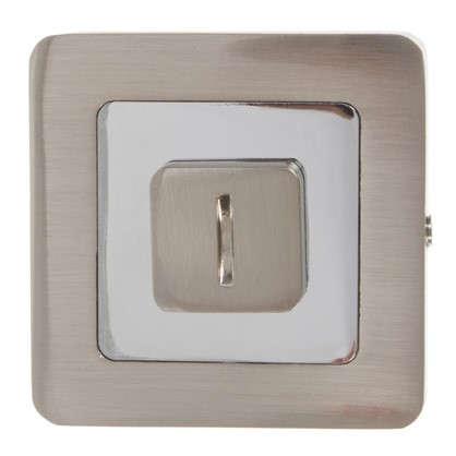 Фиксатор BK6 QR SN/CP-3 цвет матовый никель/хром цена
