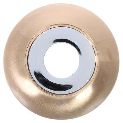 Купить Фиксатор-вертушка для дверей 003 SG ЦАМ цвет матовое золото дешевле