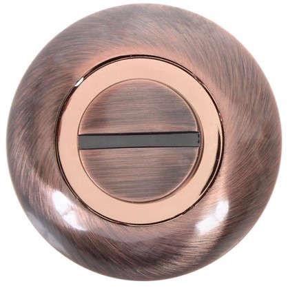 Купить Фиксатор-вертушка для дверей Apecs Premier WC-0503-AC ЦАМ цвет старая медь дешевле