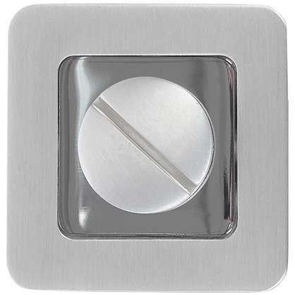 Фиксатор-вертушка для дверей цвет белый