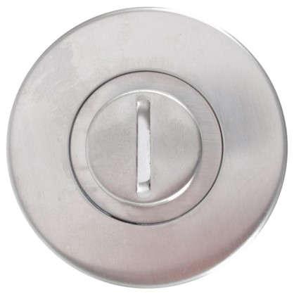 Купить Фиксатор-вертушка для дверей цвет нержавеющая сталь дешевле