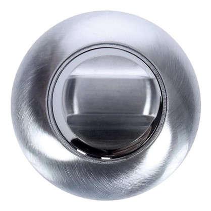 Купить Фиксатор-вертушка для дверей EDS-WC 003 ЦАМ цвет хром дешевле