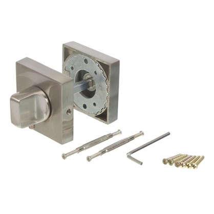 ФиксаторBK6 DM SN/CP-3 цвет матовый никель/хром