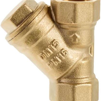 Фильтр косой 400-500 мкм латунь 1/2 дюйма