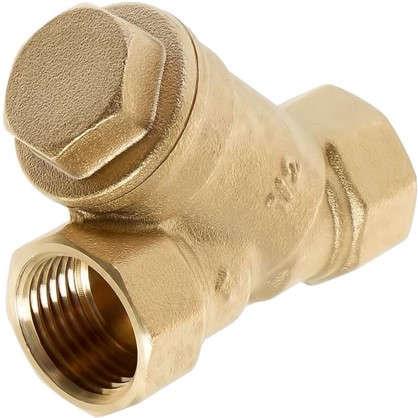 Купить Фильтр косой 400-500 мкм латунь 1/2 дюйма дешевле