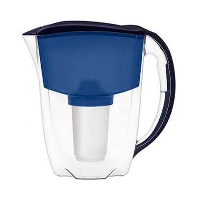 Купить Фильтр-кувшин Аквафор Гратис 2.8 л цвет синий дешевле