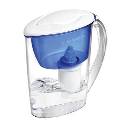 Купить Фильтр-кувшин для очистки воды Барьер Экстра 2.5 л цвет индиго дешевле