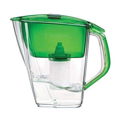 Купить Фильтр-кувшин для очистки воды Барьер Гранд Нео 4.2 л цвет нефрит дешевле