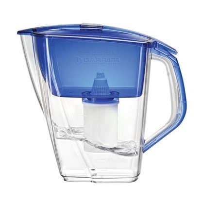 Купить Фильтр-кувшин для очистки воды Барьер Гранд Нео 4.2 л цвет ультрамарин дешевле