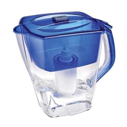 Фильтр-кувшин для очистки воды Барьер Гранд Нео 4.2 л цвет ультрамарин