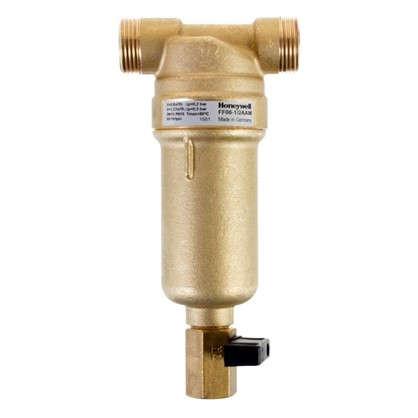 Купить Фильтр механической очистки AAМ Honeywell FF06 для горячего водоснабжения 100 мкм  1/2 дюйма дешевле