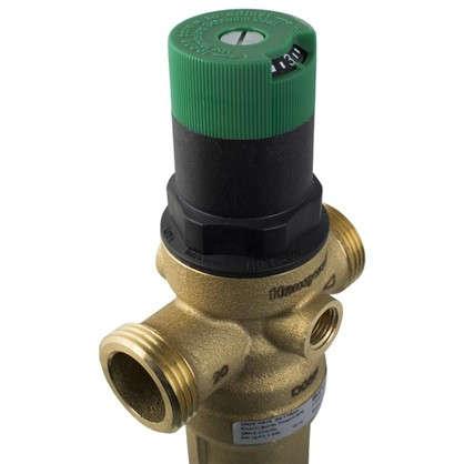Купить Фильтр механической очистки Honeywell для горячего водоснабжения с клапаном пониженного давления 100 мкм 3/4 дюйма дешевле