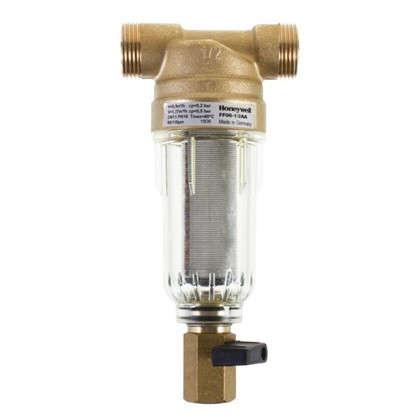 Фильтр механической очистки Honeywell для холодного водоснабжения 100 мкм 1/2 дюйма