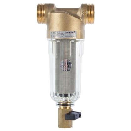 Фильтр механической очистки Honeywell для холодного водоснабжения 100 мкм 3/4 дюйма