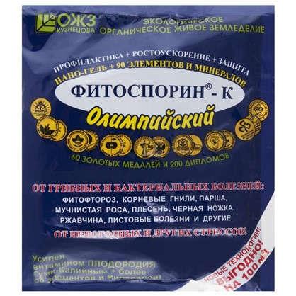 Фитоспорин-М Олимп калийный 200 г паста