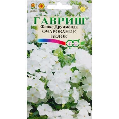 Флокс Очарование белое Друммонд 0.05 г