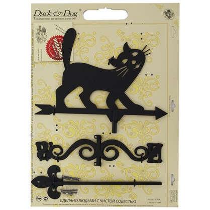 Флюгер малый Duck&Dog Кошка
