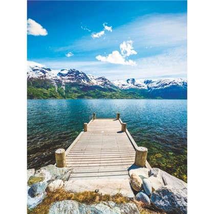 Фотообои бумажные Природа Норвегии 140x200 cм