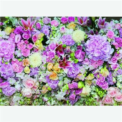 Фотообои флизелиновые Цветы 270х370 cм