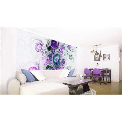 Фотообои флизелиновые Цветная абстракция 370х270 см