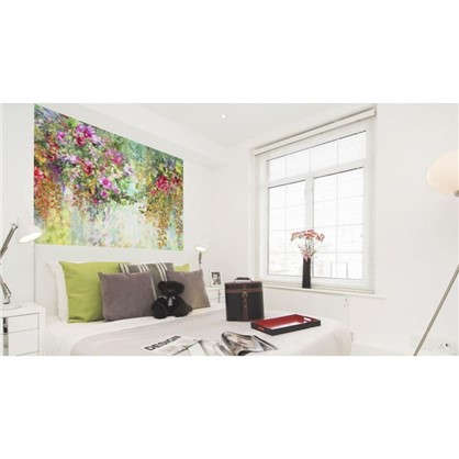 Фотообои флизелиновые Цветочные 200х200 см