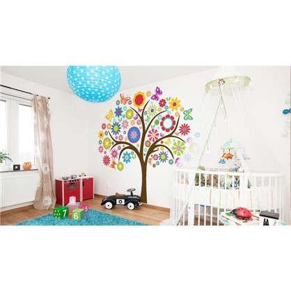 Фотообои флизелиновые Дерево 370х270 см