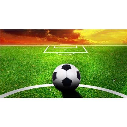 Фотообои флизелиновые Футбольное поле 370х200 см