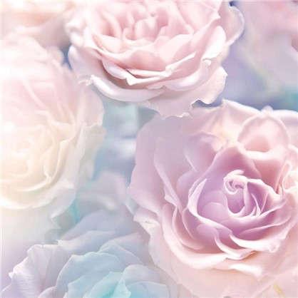 Фотообои флизелиновые Крупные розы 200х200 см