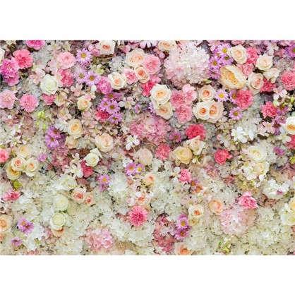 Фотообои флизелиновые Розы 370х270 см
