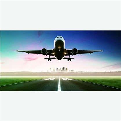 Купить Фотообои флизелиновые Самолет 100х200 cм дешевле