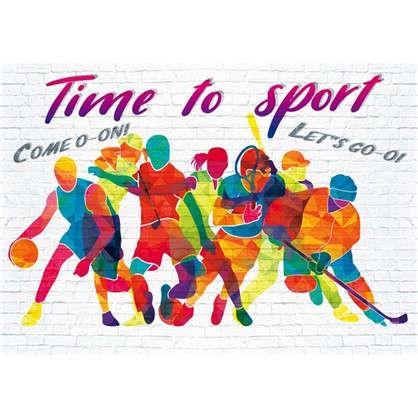 Фотообои Время спорта 200х140 см