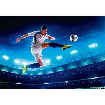 Фотообои Звезда футбола 200х140 см