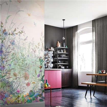 Купить Фреска флизелиновая Полевые цветы 100х270 см дешевле
